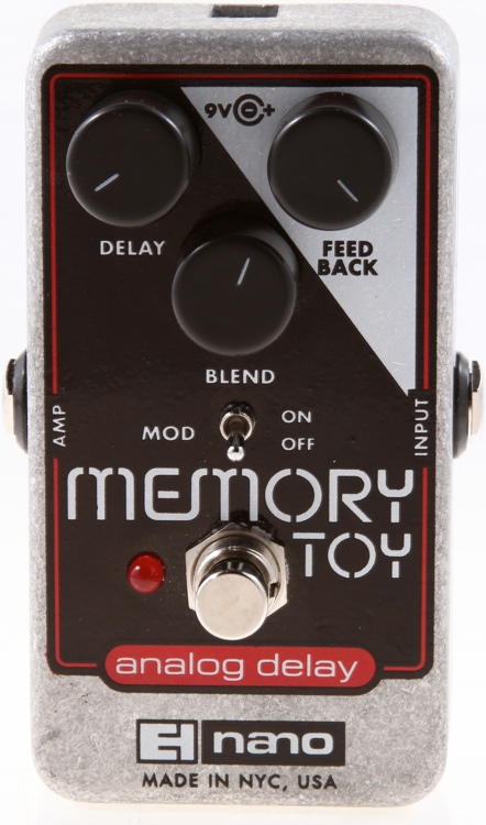 Memory Toy Analog Delay Pedal