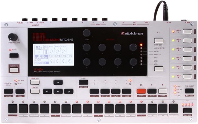 Monomachine SFX60+ MKII