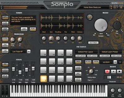 vst sampler for akai mpd gearslutz pro audio community. Black Bedroom Furniture Sets. Home Design Ideas