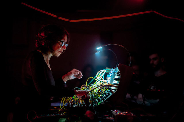 Suzanne Ciani to Livestream Quadraphonic Modular Synthesis at AES Show