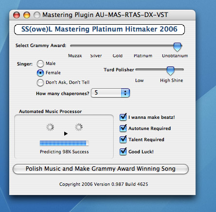 vocal recording software and mastering advice - Gearslutz