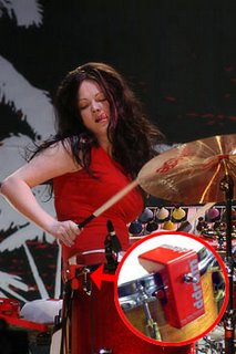 Is Meg White using drum triggers - Gearslutz Pro Audio ...
