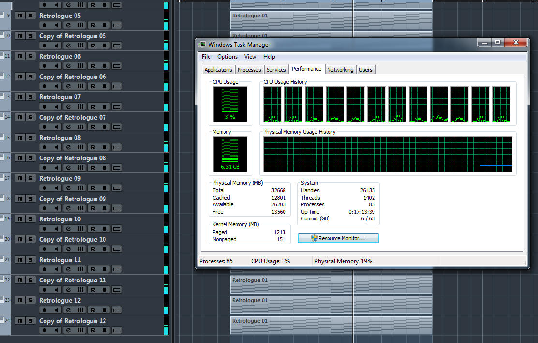 Do DAWs Use Hyper-Threading? - Gearslutz