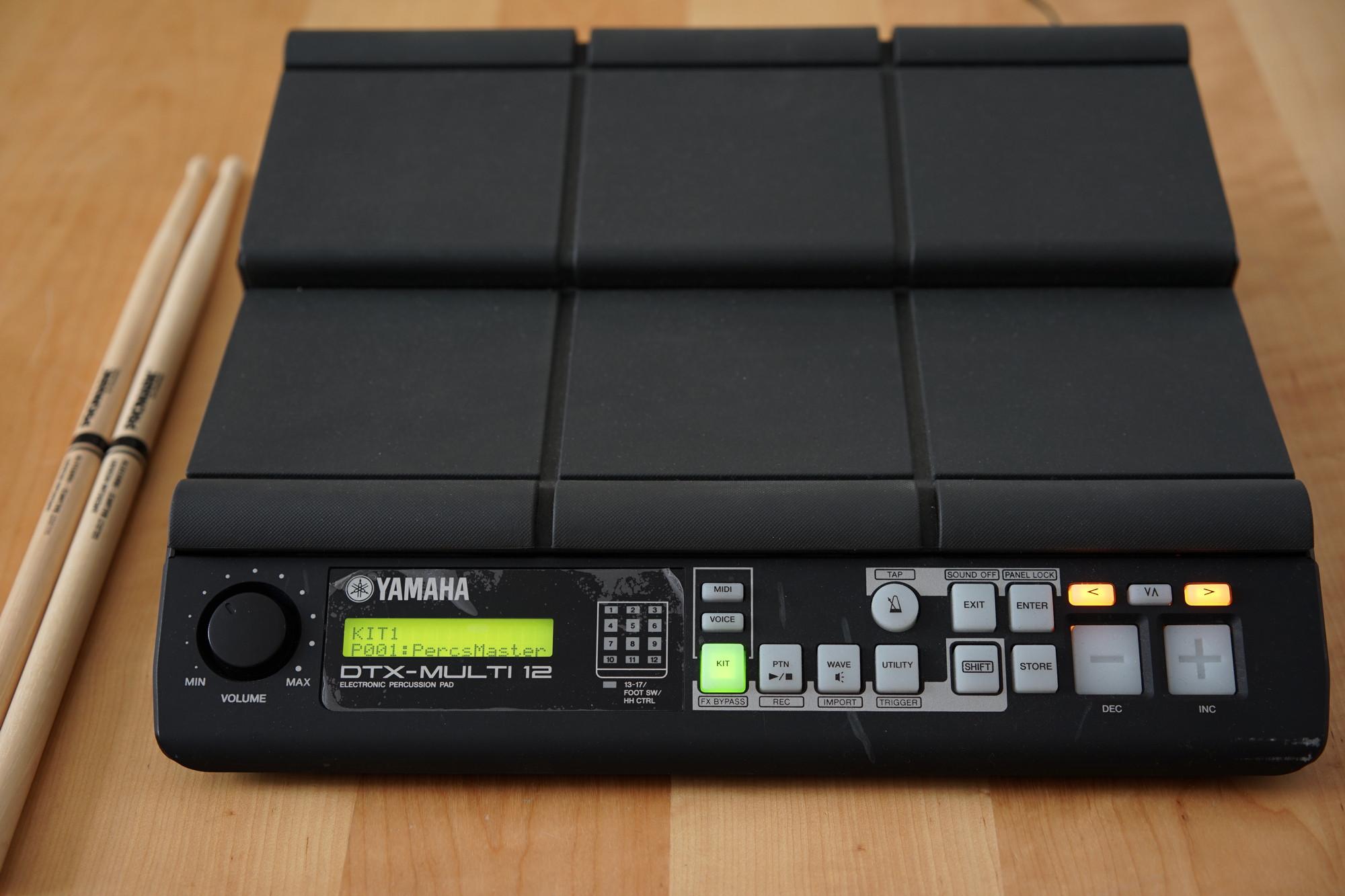 Adding Sampler To Dtx Multi 12 Gearslutz