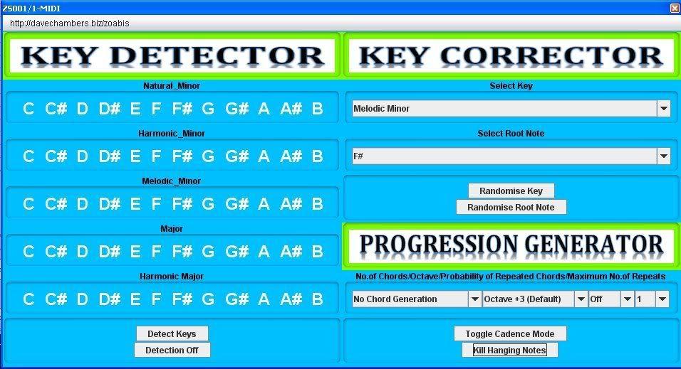 Chord progression generator or tips? - Page 8 - Gearslutz