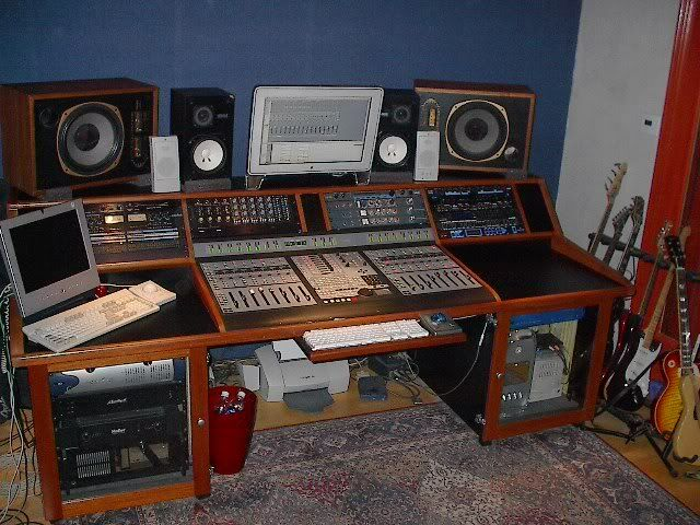 Show Me Your Homemade Or Custom Made Console Or Studio Furniture No Premade Or Bought Page 5