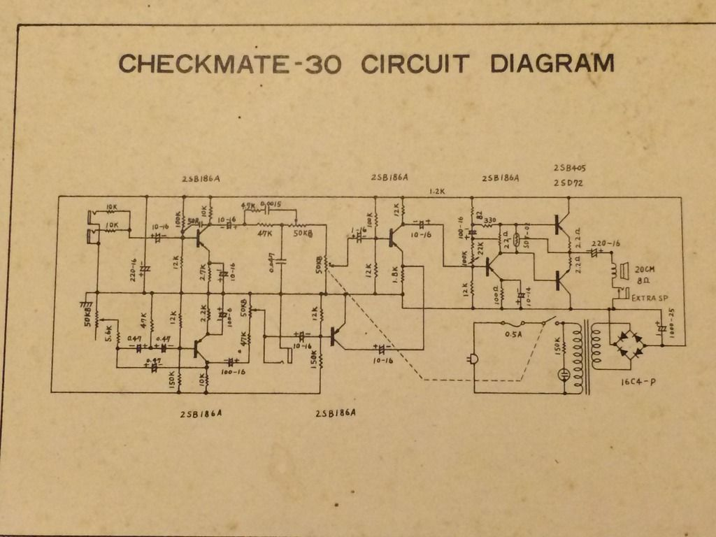 Teisco Checkmate 30 Amp Is Sick Gearslutz Wiring Diagrams At This Point I Am Unsure Of What And How To Test Does Anyone Have Any Ideas Help All Would Be Most Appreciative
