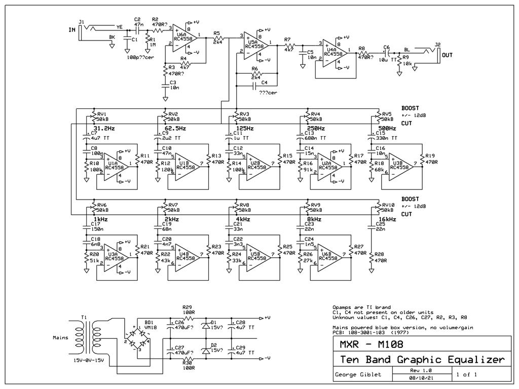 Api 560 vs mxr m10 graphic eq gearslutz pro audio community pooptronica