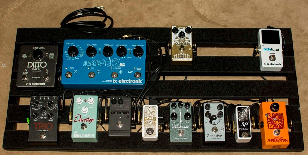Guitarists - Show me your pedalboard! - Page 70 - Gearslutz