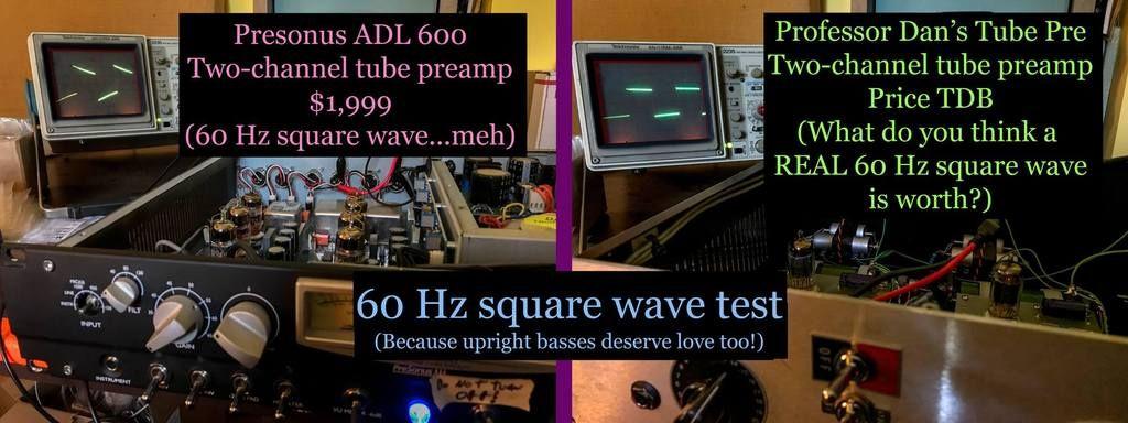Diy recording preamp