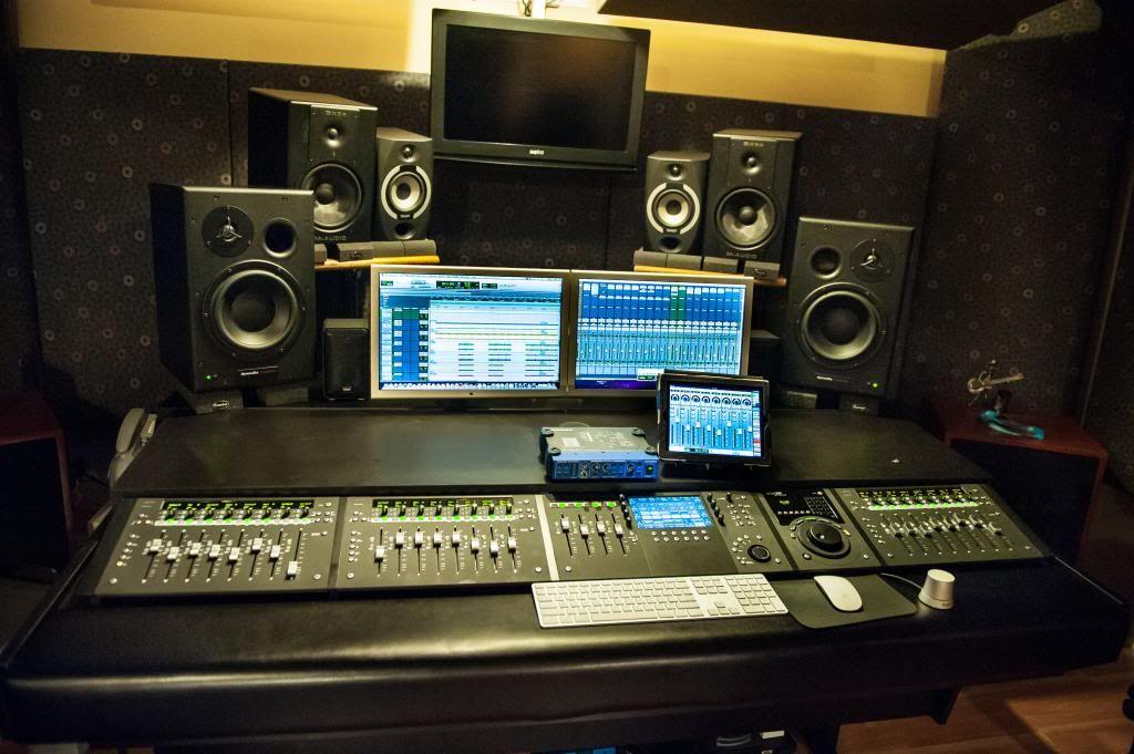 24 Moving Fader Daw Controller Gearslutz Pro Audio Community