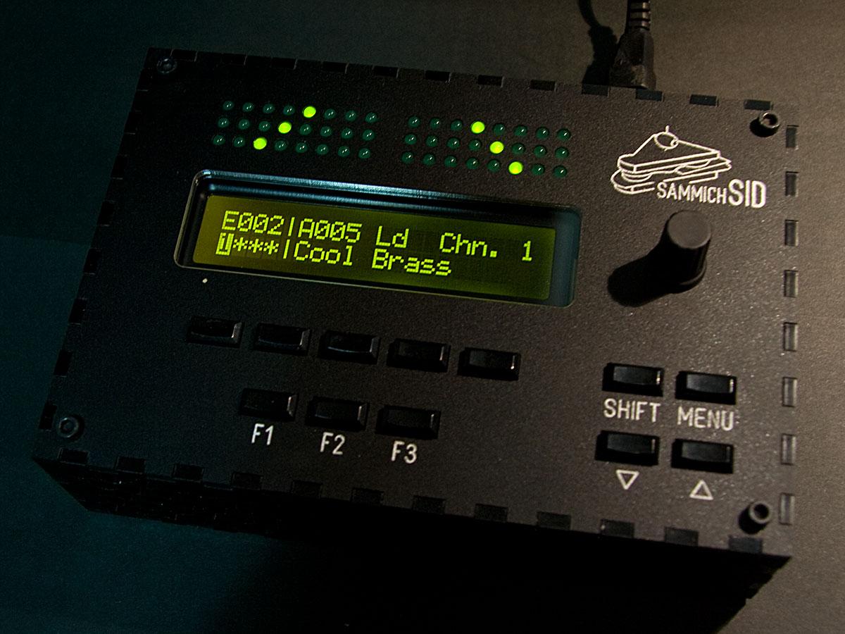 8 bit hardware synths? - Gearslutz