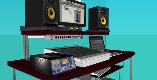 Show me your studio 2011 - no setup too small! - Page 30 ...