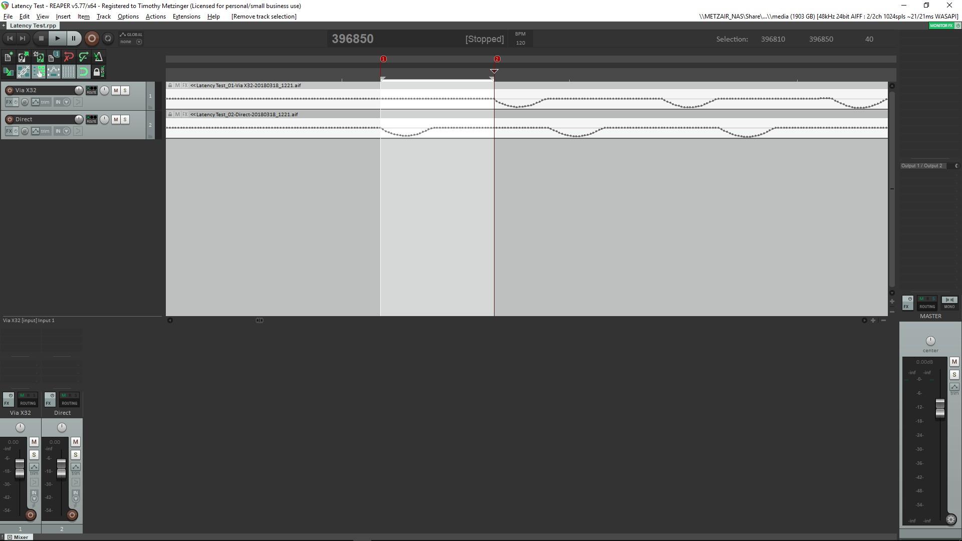 Hardware inserts in digital FOH mixing desks - Gearslutz