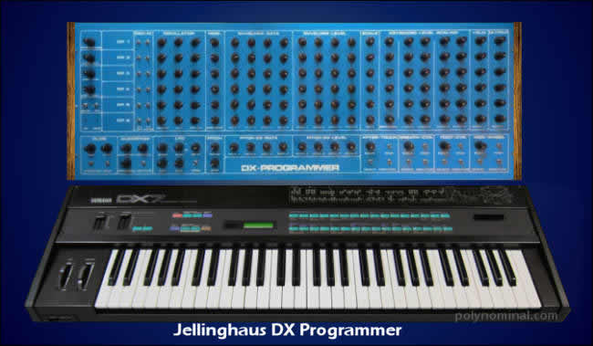 What were the Eno DX7 mods ? - Gearslutz