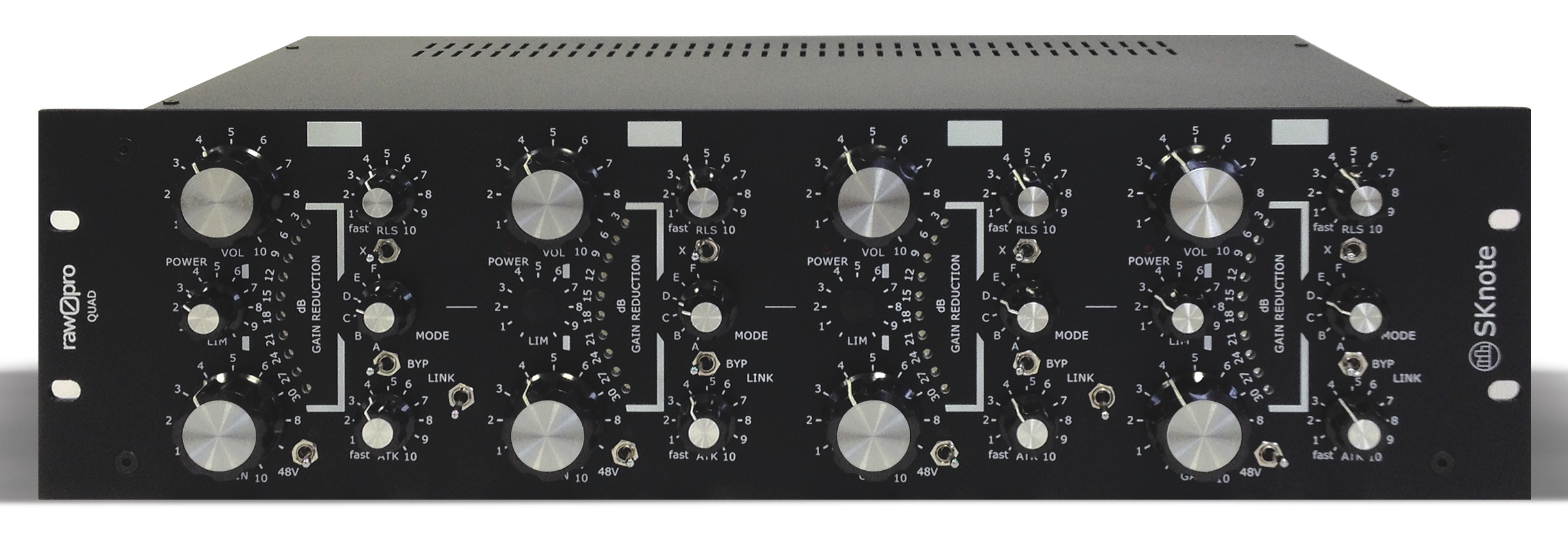 SKnote releases Quad - Quadruple/Stereo-Double analog