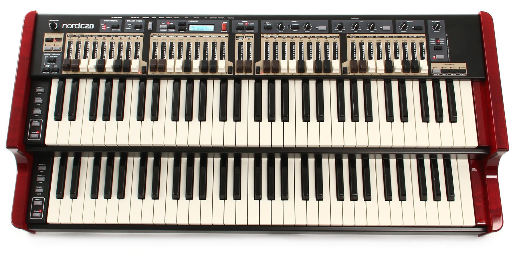 Double manual F to F MIDI harpsichord ? - Gearslutz