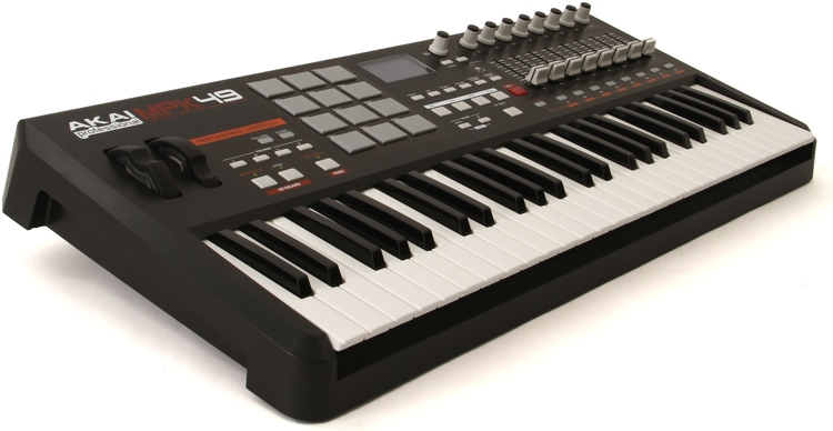 Image result for Akai MPK 49