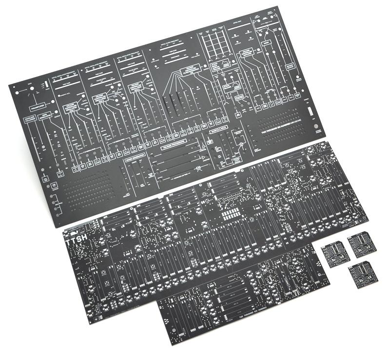 Speaking of DIY synths: ARP 2600 kit (PCBs + case) - Gearslutz