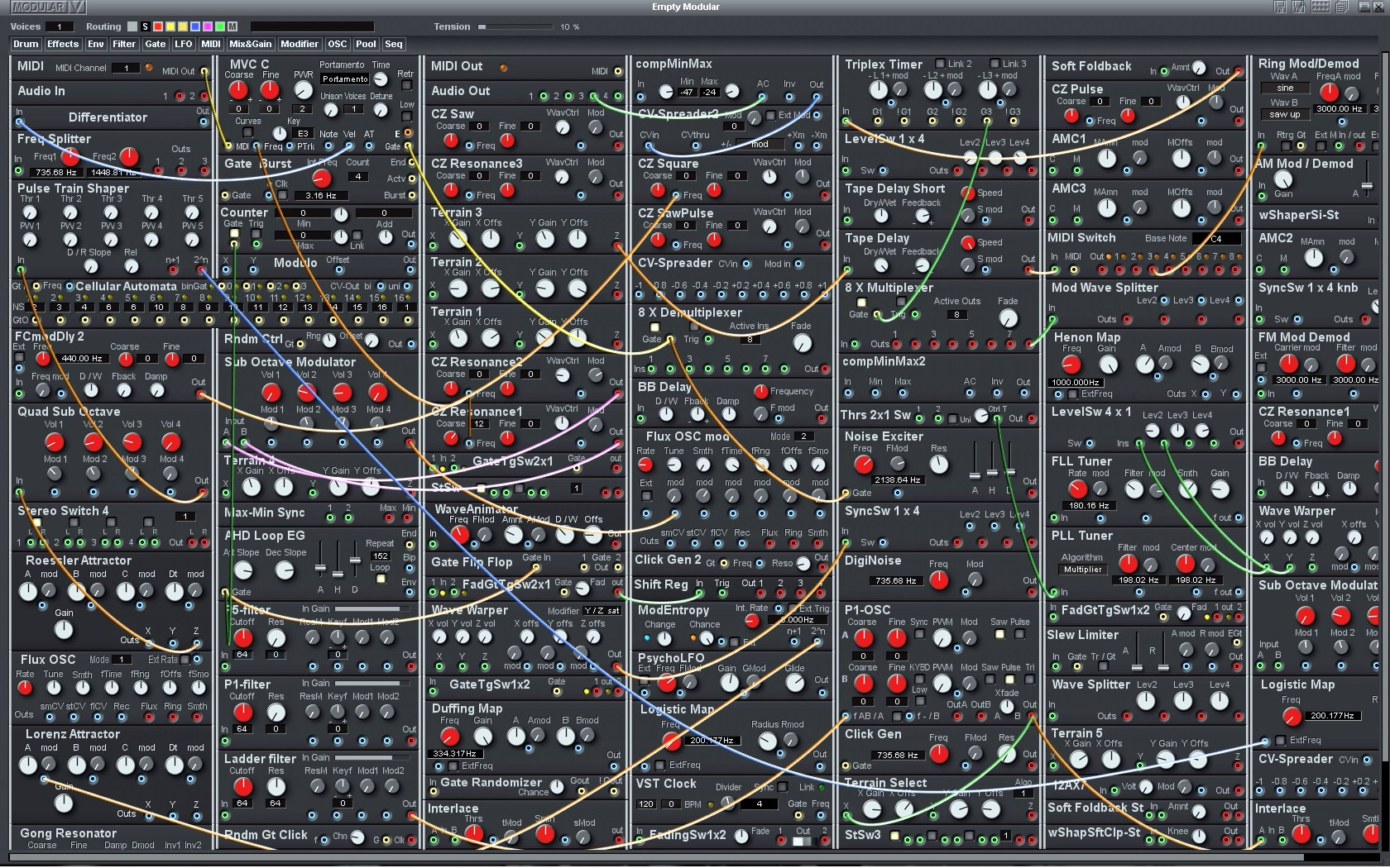 where are the good modular synth plugins gearslutz pro audio community. Black Bedroom Furniture Sets. Home Design Ideas