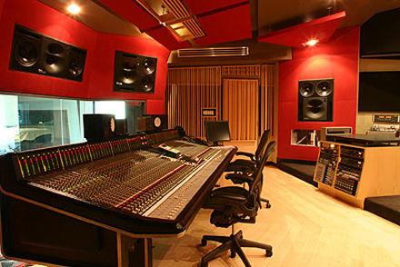 Studio decor that looks expensive not gear gearslutz for Best flooring for recording studio